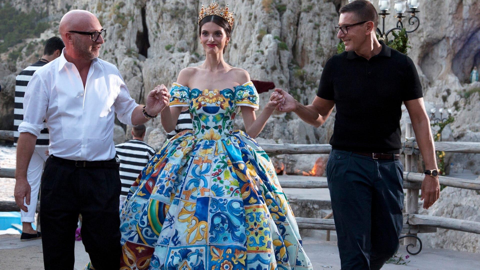 0f46c1a7a155 Dolce   Gabbana Capri Alta Moda