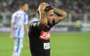 Napoli-Inter, Insigne ce la fa