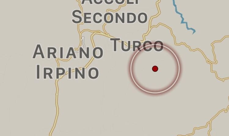 Nell'Avellino, scossa da 3.1: scuole chiuse