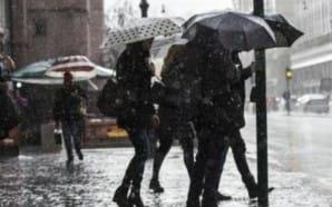 Maltempo, Regione Campania dirama allerta meteo dalle 6:00 fino alle…
