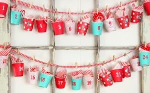 Decorazioni natalizie, 5 idee per realizzare il Calendario dell'Avvento fai…
