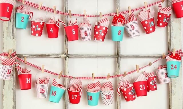 Idee Calendario Avvento Uomo.Decorazioni Natalizie 5 Idee Per Realizzare Il Calendario
