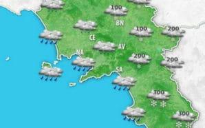 Previsioni meteo: temporali e calo delle temperature su tutta la…