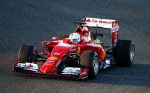 Aspettando l'Alfa Romeo in F1, la Ferrari offre spettacolo in…