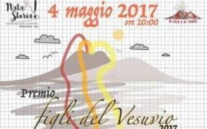 Terzigno. Premio Figli del Vesuvio a Maurizio De Giovanni ed…