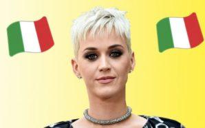 Katy Perry a Capri fan di Baby K e Jovanotti