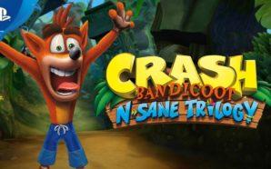 Crash Bandicoot N. Sane Trilogy: il sogno dei nostalgici è…