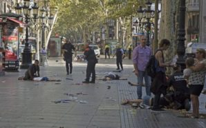 Attentato a Barcellona, vittime e feriti in un pomeriggio infernale
