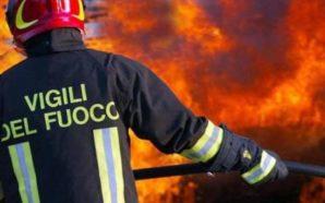 Ottaviano: criminali appiccano incendio nell'azienda Ruotolo. In fiamme 5 camion