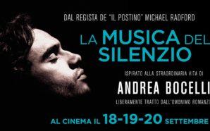 """""""La Musica del Silenzio"""" — La vita di Andrea Bocelli…"""