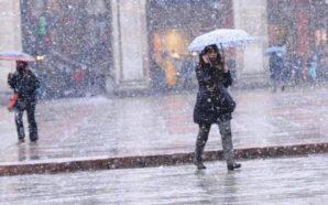 Meteo: calo delle temperature e forti venti al Sud