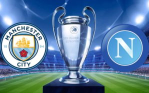 Champions: Manchester City – Napoli. Ecco come vederla in TV