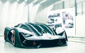 Lamborghini Terzo Millennio: il futuro, oggi!