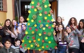 Musical di Natale all'Istituto Montessori di Somma