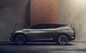 Byton: il futuro della guida autonoma