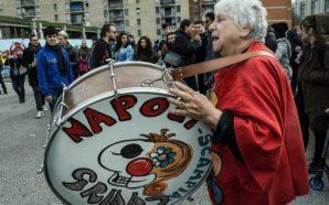 Carnevale 2018, il Gridas di Scampia torna a farsi sentire