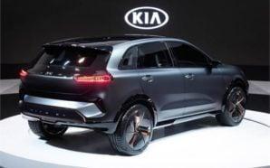 Kia Niro EV Concept, regina del Consumer Electronics Show