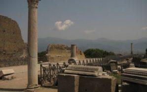 Scavi di Pompei, lavori nella pineta demaniale. Inviata una segnalazione…