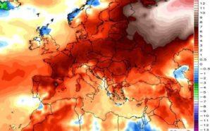 Caldo anomalo: in Campania si anticipa la primavera