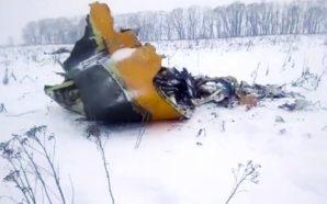 Russia, disastro aereo nei pressi di Mosca