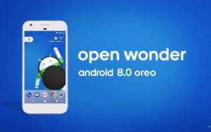 Android Oreo 8.0 per tutti