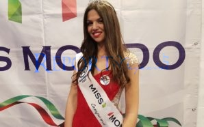 Erika Lamberti rappresenterà la Campania per Miss Mondo 2018