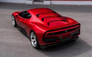 Ferrari SP38: one-off dallo stile senza compromessi