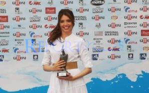 Giffoni film Festival: Ilenia Pastorelli commossa dell'affetto dei Giffoners