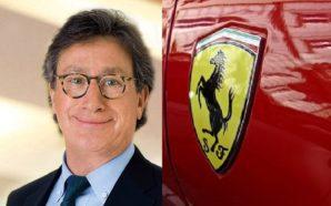 Louis Carey Camilleri sarà il nuovo CEO Ferrari