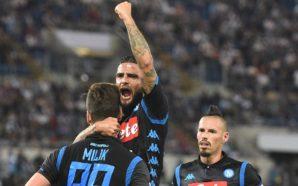 Prima giornata di Serie A, Lazio-Napoli 1-2: AncelOttimo esordio