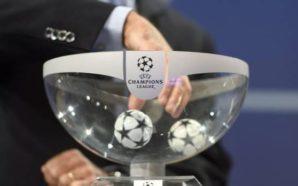 Sorteggi Champions: ecco il Napoli con chi giocherà