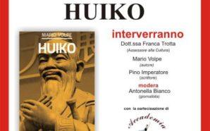 """Eventi&Cultura: Mario Volpe presenta """"Huiko"""" alla Feltrinelli di Pomigliano D'Arco"""
