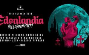 """Halloween all' Edenlandia tra sfilate e spettacoli """"mostruosi"""""""
