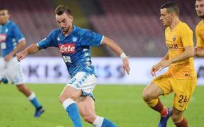 Calcio Serie A. Napoli – Roma finisce 1 a 1.…