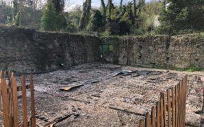 Incendiate Alcune Casette Allestite Per I Mercatini Al Castello
