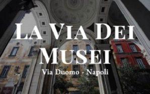 La Notte dei musei in via Duomo a Napoli
