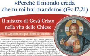 """Napoli. Ritornano a Capodimonte """"i lunedì per l'unità dei cristiani"""""""