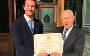 """Mimì alla ferrovia riceve il premio """"Miglior Azienda 2018"""""""