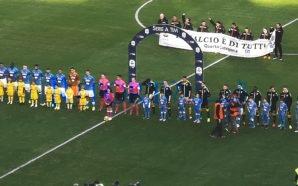 Calcio. Napoli Frosinone, poker azzurro +++TUTTE le FOTO+++