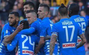 Ottimo risultato per il Napoli in casa contro il Frosinone