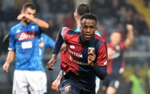 Calciomercato Napoli: avviata la trattativa per Kouame del Genoa