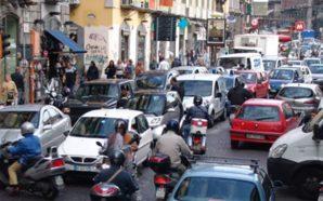 Allarme smog a Napoli, domani stop alla circolazione dei veicoli…
