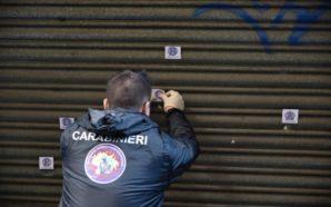 Napoli: Sparati diversi colpi di pistola sulla serranda della nota…