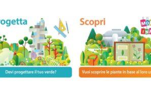"""Arriva il """"giardiniere virtuale"""" per progettare le aree verdi nel…"""