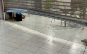 Pompei: furto con scasso al centro commerciale