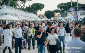 """Napoli, ad Aprile il """"Tennis & Friends"""" con il Villaggio…"""