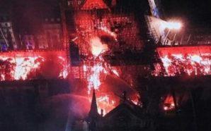 Incendio a Notre-Dame de Paris: l'arte in fiamme
