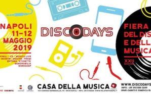 Eventi a Napoli: DISCODAYS XXII Edizione. La Fiera del Disco…