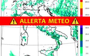 Allerta meteo per domenica: altro codice giallo in Campania