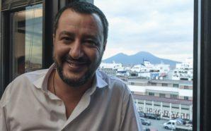 Napoli, Salvini in visita al Santobono dove è ricoverata la…